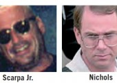 Ex Mafia capo Greg Scarpa Jr. alerts FBI to Terry Nichols' hidden cache of explosives