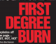 FIRST DEGREE BURN Chapter I