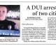2012 Series on Santa Barbara DUI police corruption