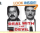 DEAL hits No. 2,3,6 on amazon's Organized Crime Best Seller List