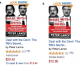 DEAL WITH THE DEVIL ranks No. 4 + No. 6 on amazon.com's Organized Crime best seller's list