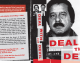 """Former NYT reporter Nicholas Gage, the dean of O.C. journalists, calls DEAL WITH THE DEVIL, """"the most penetrating look into the inner workings of the Mafia since 'The Valachi Papers.'"""""""