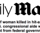 "In Mallory Rae Dies settlement story the UK Daily Mail cites ""Death On The American Riviera"""