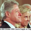 The Capps political dynasty ends. The unanswered questions in the DUI-manslaughter scandal that may have kept Laura out of Congress and spared Hillary Clinton's campaign another thorny ethics issue.
