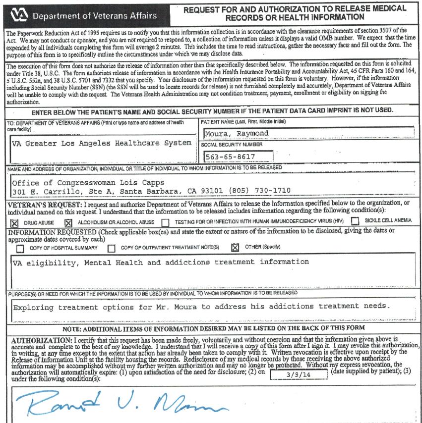 Va Form 5345 Tekil Lessecretsdeparis Co